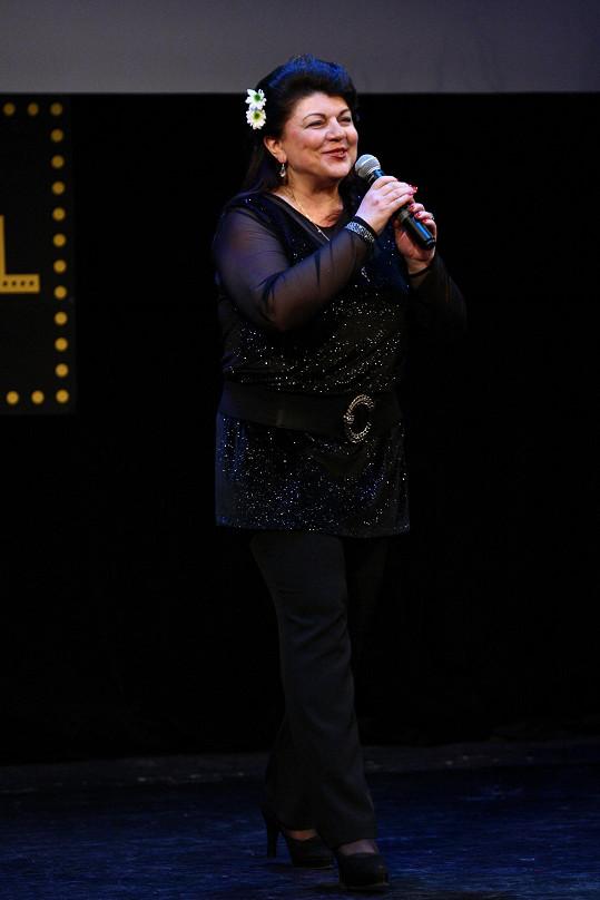 Narozeniny moderátorky a zpěvačky Jany Chládkové si ale nenechal ujít.