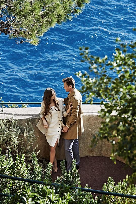 Monako je jedním z jejich domovů.