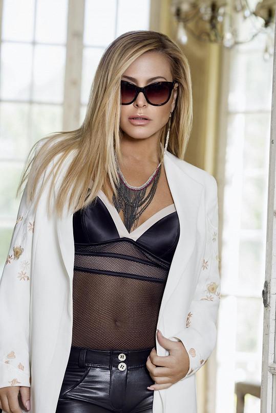 V květnu Anastacia vystoupí v Praze.
