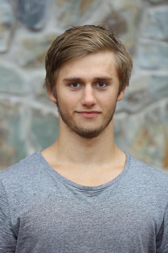 A Pavol Kovaliček (19) bronzový...