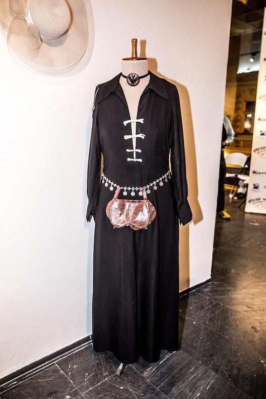 Ani replika Saxanina kostýmu