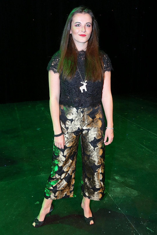 Kateřina Herčíková je ostřílenou muzikálovou zpěvačkou a herečkou.