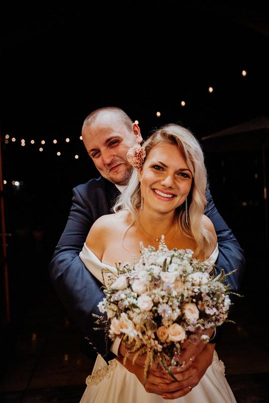 Radek a Simona ve Svatbě na první pohled