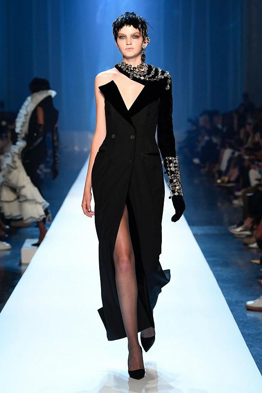 Evu Klímkovou si vybral pro svou show Jean Paul Gaultier.