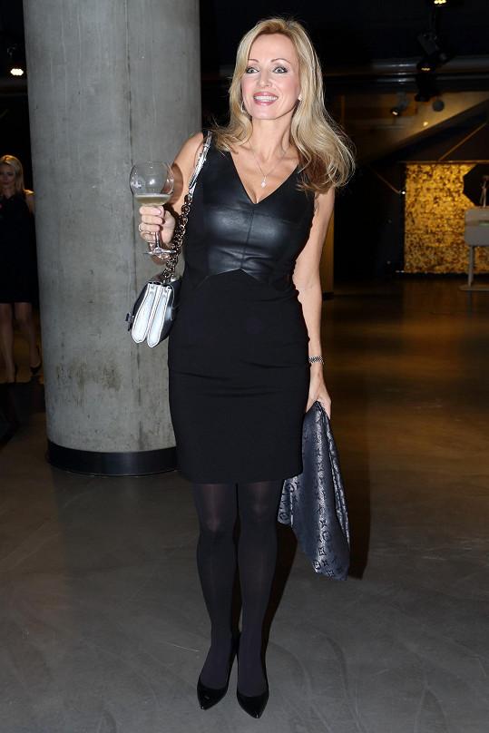 Kateřina Brožová vypadá fantasticky.