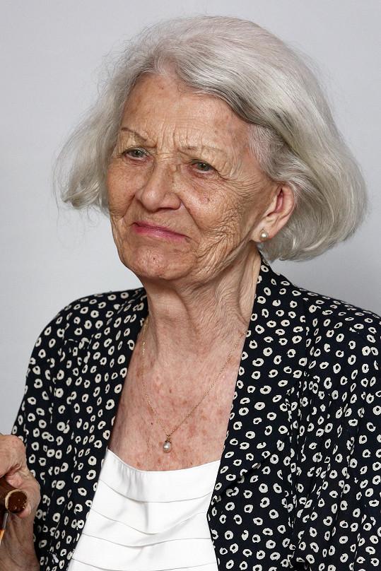 Heda Čechová zemřela ve věku 91 let.