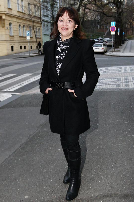 Alena Mihulová, hvězda 80. let, se díky Domácí péči vrátila do záře reflektorů.