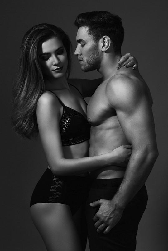 Miroslav Dubovický a Andrea svůj vztah stále nesmyslně tají.