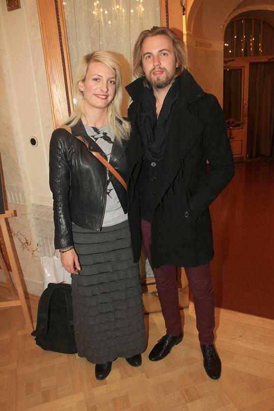 Polívková stále chodí se svým partnerem ze StarDance Michalem Kurtišem.