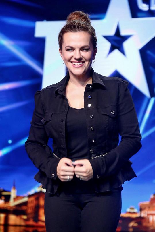Do podobné soutěže by prý Marta Jandová jako puberťačka rozhodně nešla.