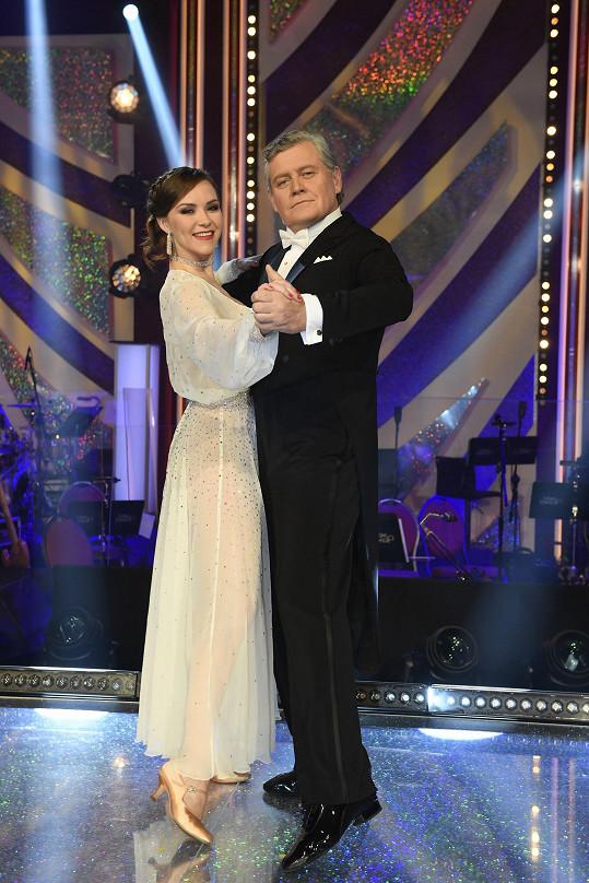 Adrianu Maškovou znají diváci StarDance z desáté řady, kdy tančila s Miroslavem Hanušem.