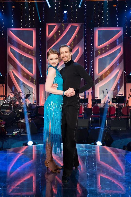 Marie Doležalová a Marek Zelinka se do sebe během StarDance zamilovali.