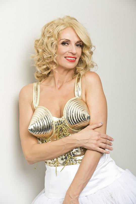 Ivana Chýlková jako Madonna