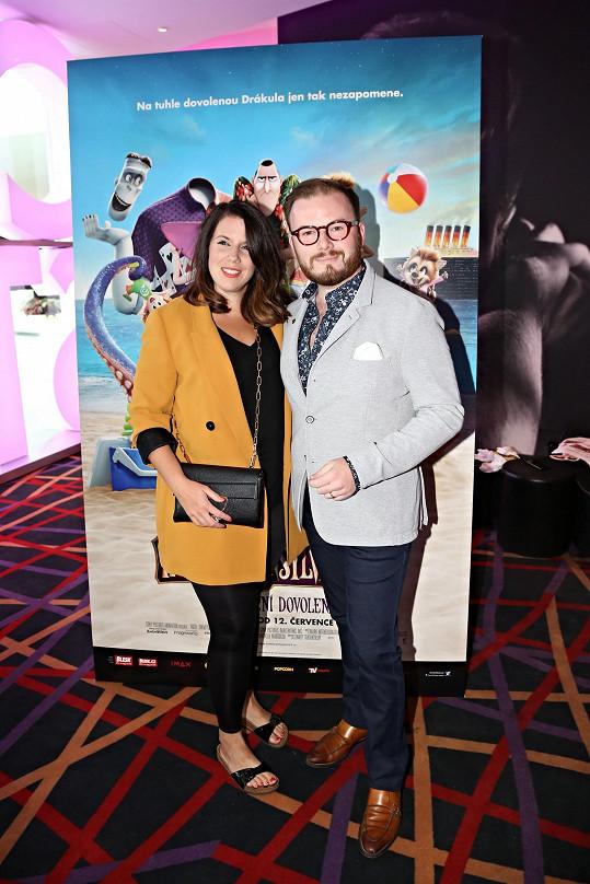 Jan Smigmator nechyběl na premiéře filmu Hotel Translyvánie 3: Příšerózní dovolená. Propůjčil hlas jedné z animovaných postav.