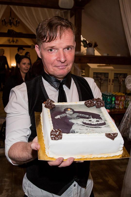 Pár se objevil na narozeninách zpěváka Martina Franceho.