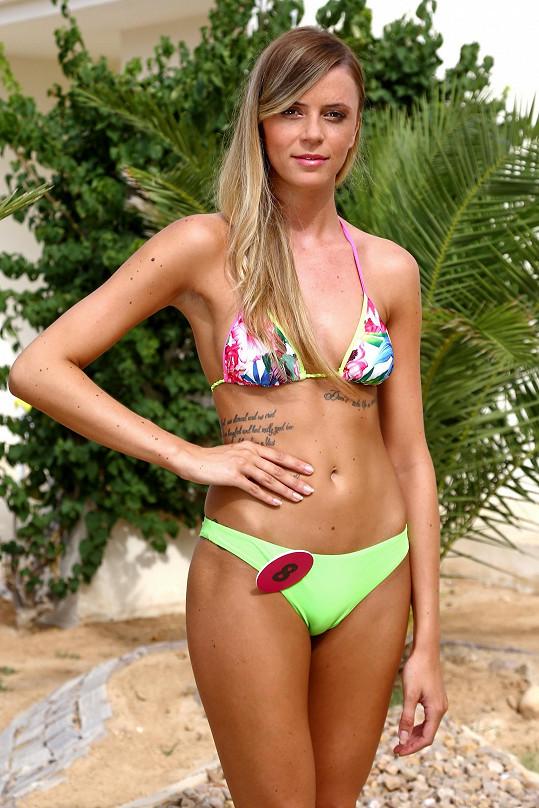 8. Nicola Andrlová, 23 let, Frýdek-Místek