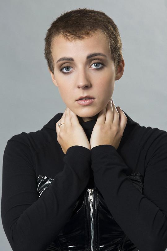 Anna Slováčková jako Sinéad O'Connor
