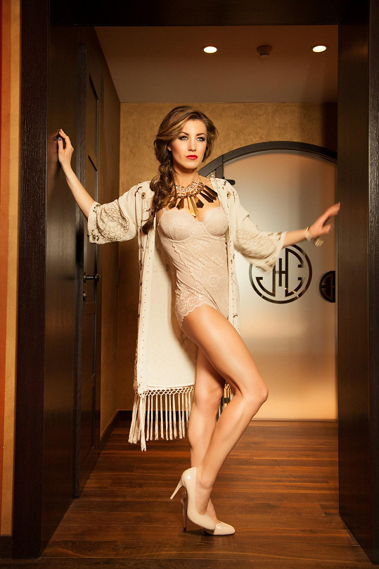 Žaneta Muchová je vážně sexy.