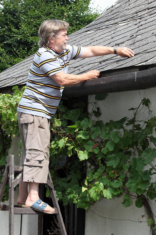 ...i střechu