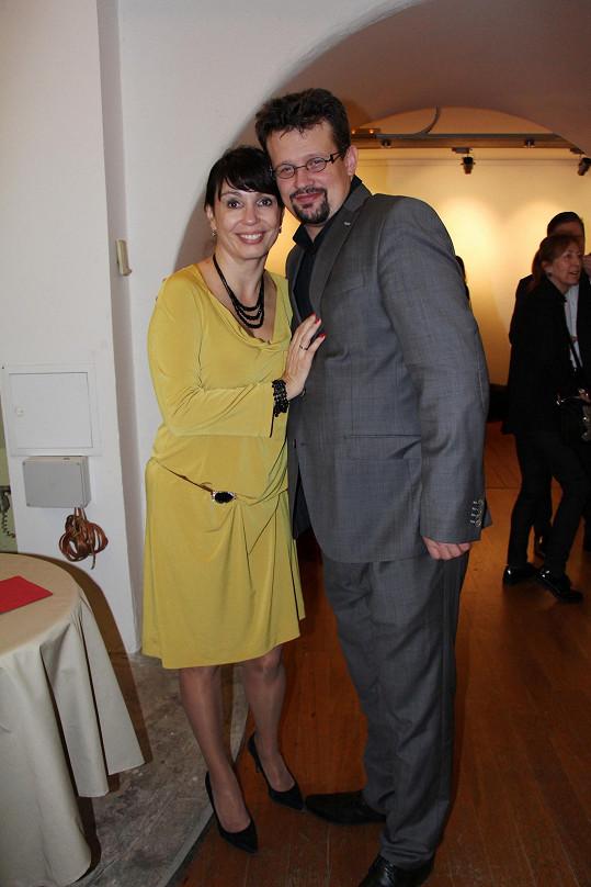 S režisérem Jakubem Nvotou