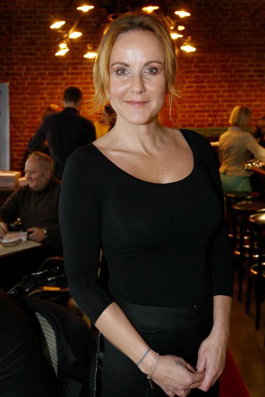Osmnáctého února oslaví prezidentka nadačního fondu Kapka naděje Vendula Pizingerová šestačtyřicáté narozeniny.