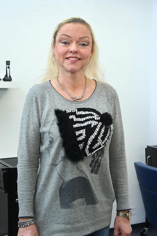 Dominika Gottová prý v Česku nebyla šťastná.