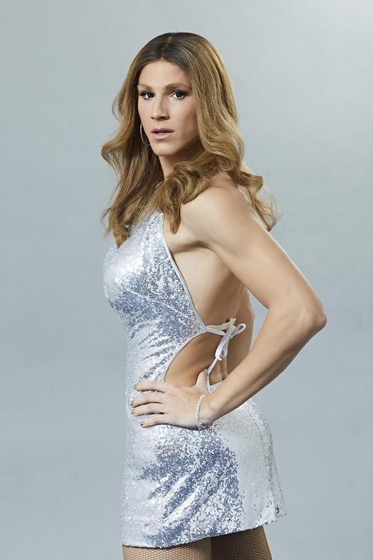 David Gránský jako Jennifer Lopez v show tvoje Tvář má známý hlas.