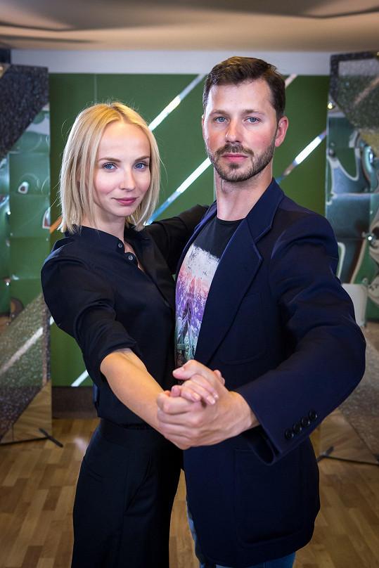 Jana Plodková a Michal Padevět