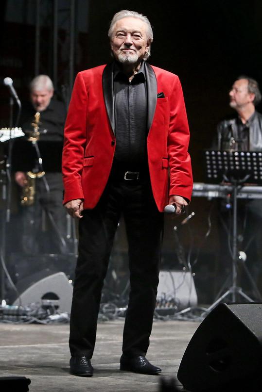 Koncert v Příbrami byl jeden z posledních.