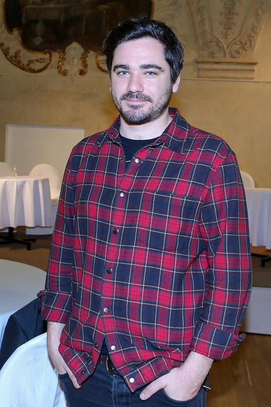Vojtu Kotka potrápila na natáčení jazyková bariéra.