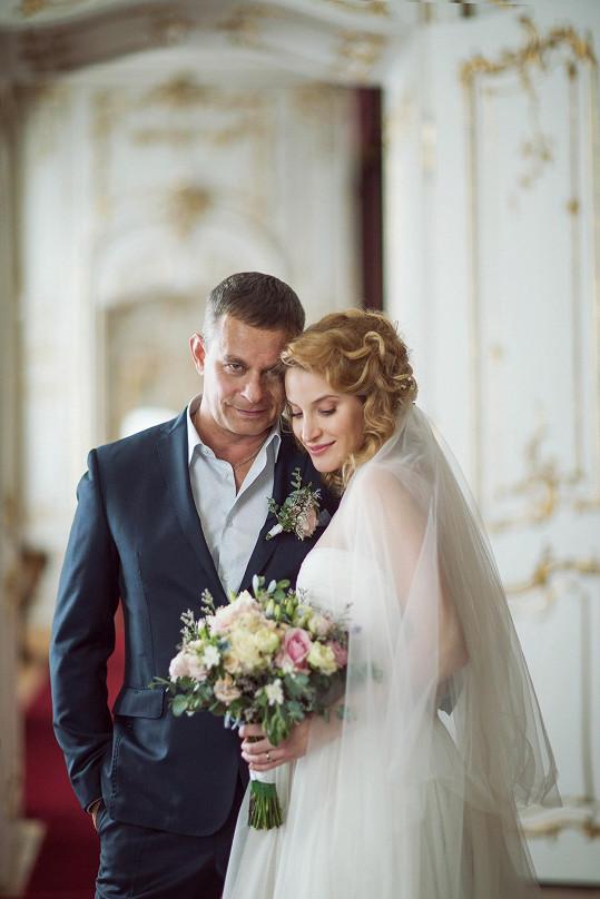 Filip s Marií si řekli ano 22. září.