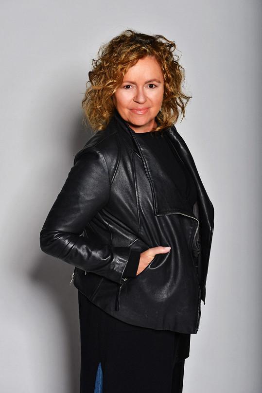 Jitka Sedláčková je ráda, že se bude natáčet nová sérii.