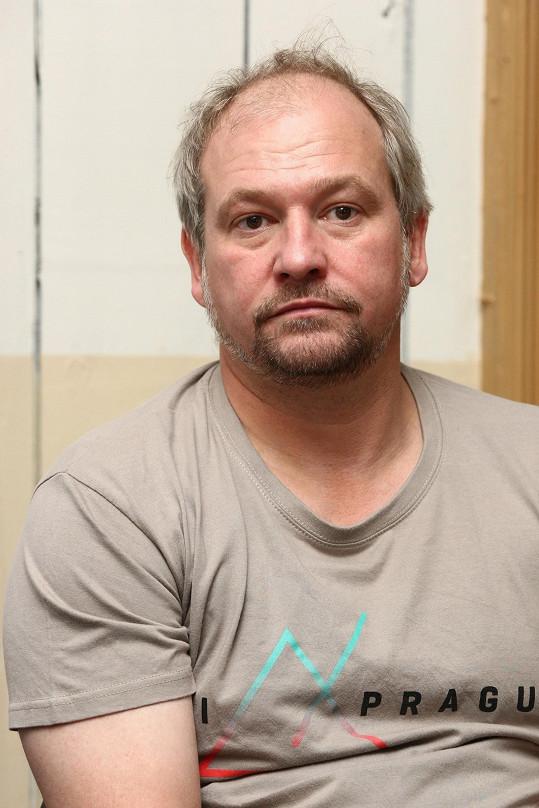 Marek Taclík zpívá jen v sebeobraně nebo v koupelně.