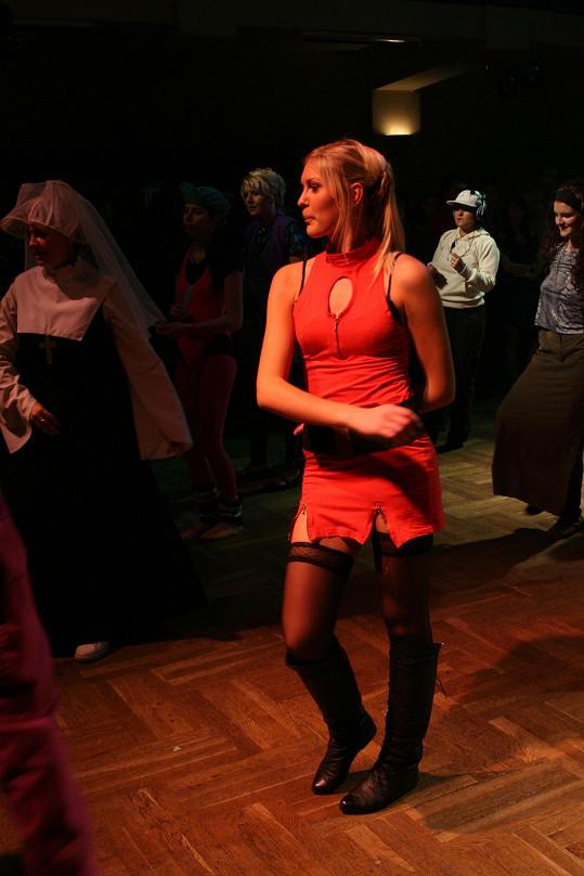 Hejdová se převlékla za prostitutku.