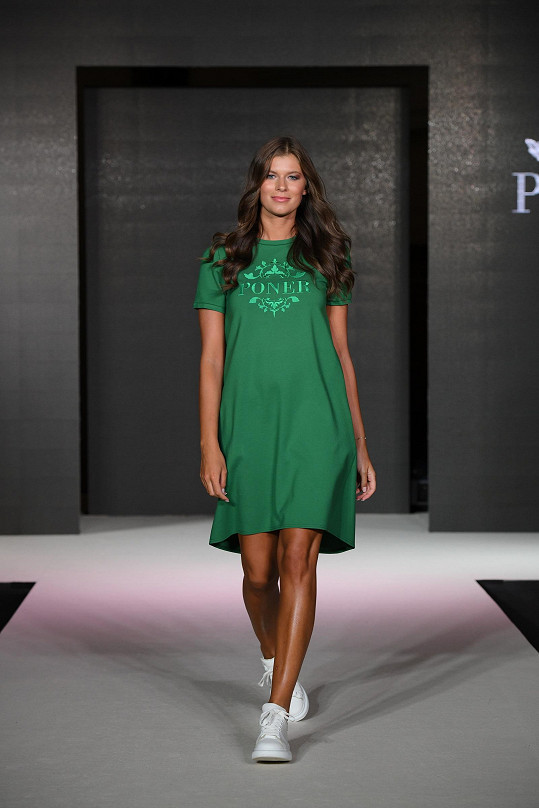 Finalistka Miss Czech Republic Nikol Zimlová
