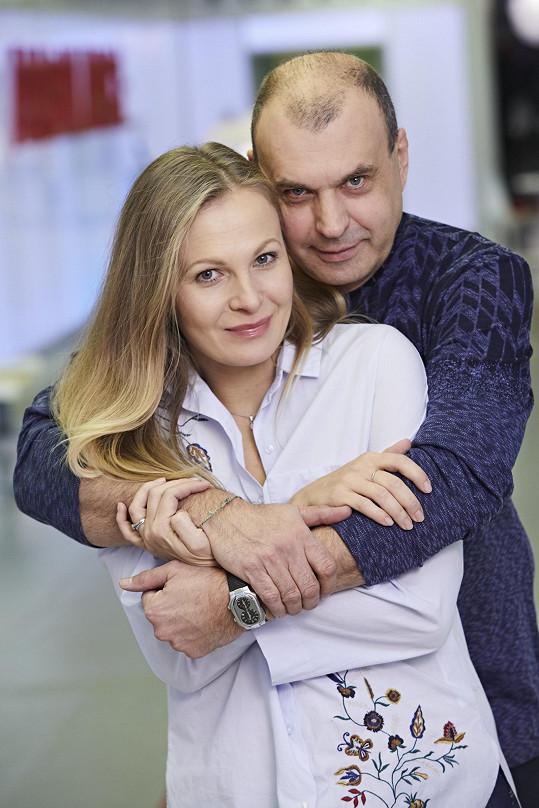 Jejím hlavním partnerem v Ordinaci je Petr Rychlý.