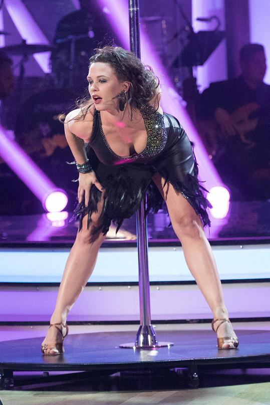V roce 2016 tančila ve StarDance.