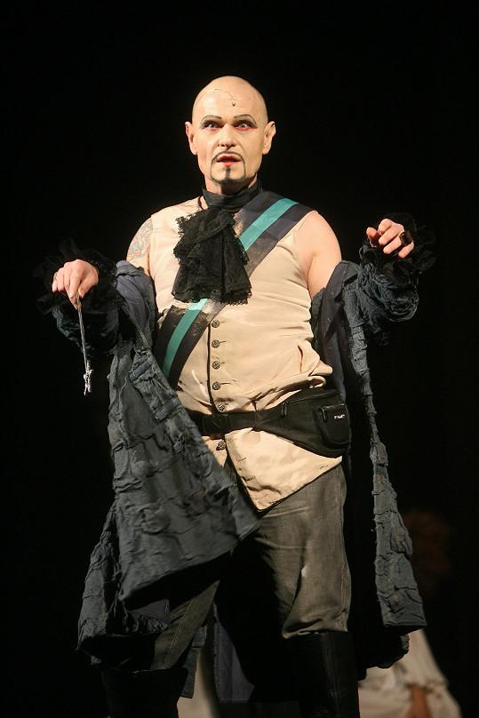 Divadelní a filmový herec zářil i v muzikálech Johanka z Arku a Excalibur.