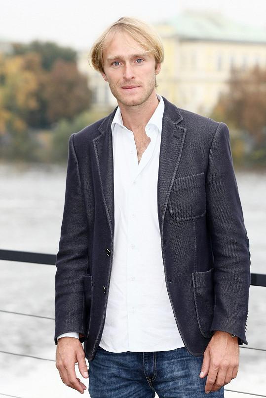 Jakub Vágner mohl být velmi úspěšný model.