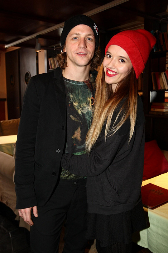 Tomáš Klus a Tamara mají už dvě děti.