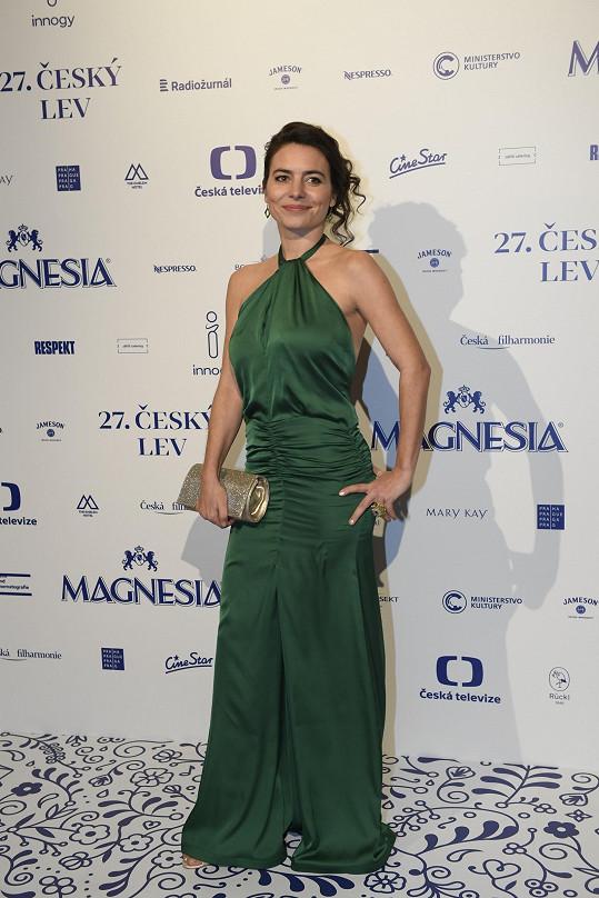 Kateřina Janečková byla nominovaná za film Národní třída.