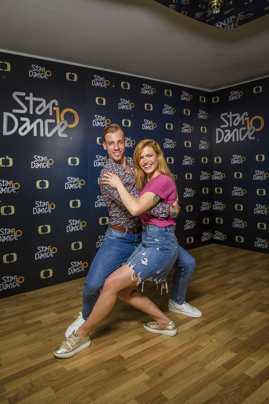 Prvním ohlášeným nováčkem je Martin Prágr. Tančit bude s Gabrielou Koukalovou.