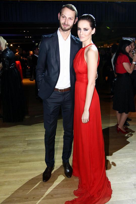 Gabriela Kratochvílová se letos vdá za dlouholetého partnera Filipa.