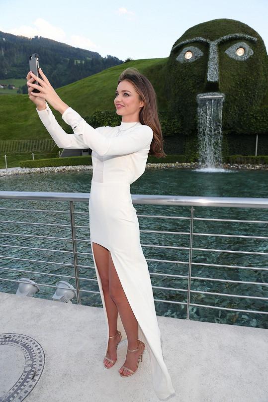 Musela pořídit fotku na Instagram...