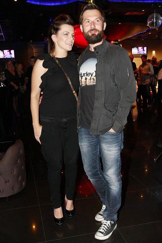 Martu doprovodil na párty SuperStar.