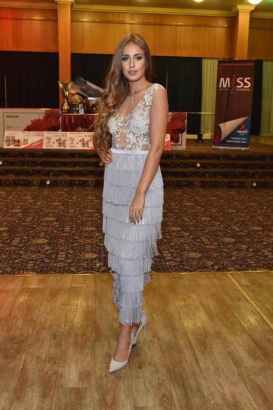 Nikola Uhlířová uspěla na světové soutěži krásy.