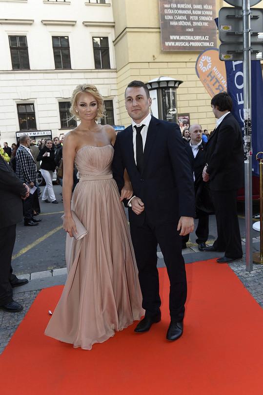 Nechyběla ani vítězka Miss Earth Tereza Fajksová.