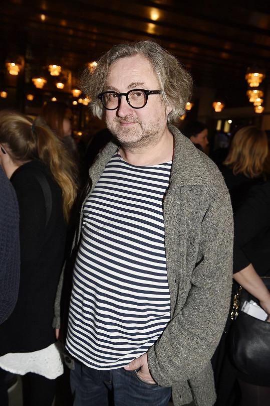 V publiku byl i režisér Jan Hřebejk.