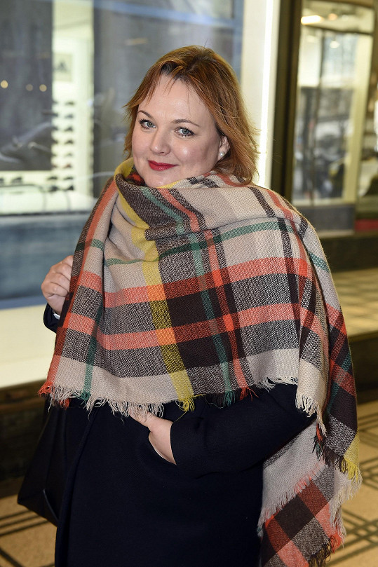 Kolegynino snažení oceňuje Kamila Špráchalová.