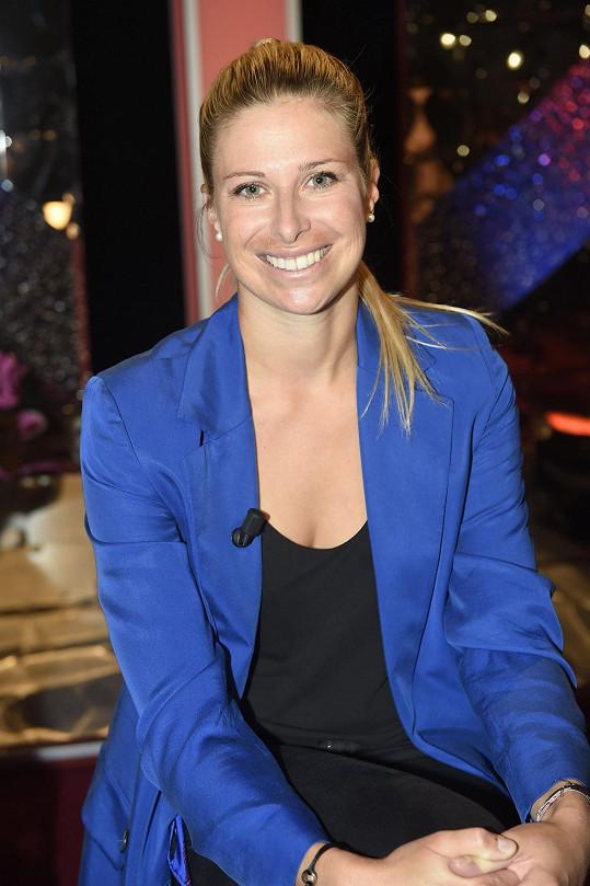 Andrea Sestini Hlaváčková bude jednou z hvězd StarDance.